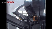 GENOX大型废旧家电回收线