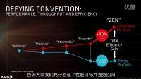 "AMD展示次世代""Zen""处理器核心!性能爆表!"