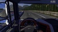 欧洲卡车模拟 中国地图 遵义-昆明