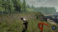 |烯尊&小奥|双人生存体验:森林(The Forest)——木屋建成时刻*(模拟光头强)
