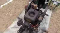 1935年左右生产的发动机,现在依然可以正常运转
