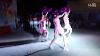 香河街道哆来咪幼儿园老师表演青春舞蹈《啦啦操》20160824_211050
