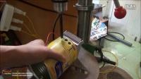DIY-这个充电器的能源居然是用火!你能说出这是什么原理吗?