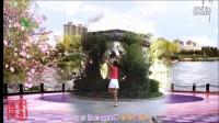 鑫舞飞扬上海皇廷广场舞个人版《最美的爱》编舞:廖弟《艺子鑫》习舞制作:林芝