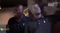 佩顿在巴西的一次NBA宣传活动上,台下突然有名观众要上来露一手,佩顿以为他是来搞笑