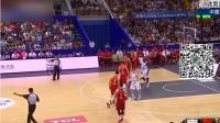 中国男篮对法国男篮冲突