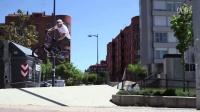 视频: 高手骑单车上墙腾空如履平地