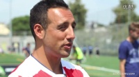 Santi Cazorla shows PUMA youth players his new evoTOUCH