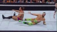WWE2016年8月27日最新赛事RAW布洛克莱斯纳ufc比赛