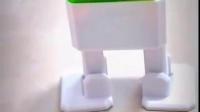 奥豆机器人原地踏步和转弯视频
