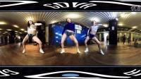 【袖扣VR】看韩国妹子跳辣舞 全部都是牛仔制服