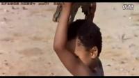 爆笑上帝也疯狂:小P孩教你:在非洲遇到土狼怎么办!