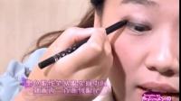 16大地系眼影的简单画法 裸妆化妆步骤