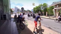 视频: 日本死飞刷街爽!美国西海岸死飞刷街死飞自行车轮胎
