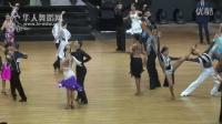 2016年黑池舞蹈节(中国)世界公开赛16岁以下组L第一轮伦巴3