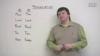 English Pronunciation - A _ E (Man vs. Men)