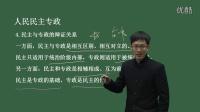 政法干警文化综合文综【政治】第23讲 我国的国体(1)_