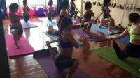 镜水瑜伽舞蹈