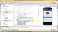 5 Android Studio下实现移动通信客户端-登陆界面