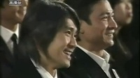 冯小刚现场调侃5位影帝候选人,逗得刘德华周星驰笑不停!