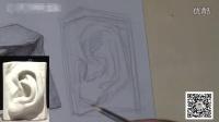 色彩构成视频教程在线素描_漫画基础教程_素描基础知识水粉教学