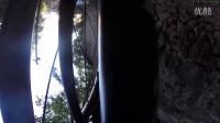 视频: 下班越野路,太陡GOPRO夹不住