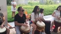鼓手漫•【Fatouyo】之襄阳西非曼丁鼓乐团鼓聚