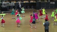 2016年黑池舞蹈节(中国)世界公开赛10岁以下女子单人三项第二轮伦巴6