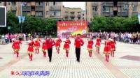 凤凰六哥广场舞《北京的金山上》正面演示教学