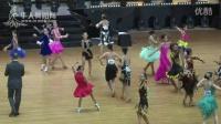 2016年黑池舞蹈节(中国)世界公开赛14岁以下女子单人三项第四轮恰恰