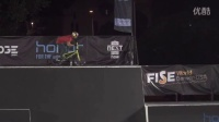视频: BMX - Ten Hammers at FISE Denver Semi Finals