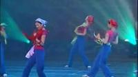 女子蒙族筷子舞组合