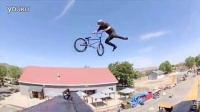 RyanWilliams第一个完成小轮车空中正转加反转的骑手