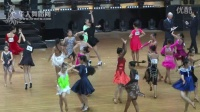 2016年黑池舞蹈节(中国)世界公开赛14岁以下女子单人三项第一轮牛仔8