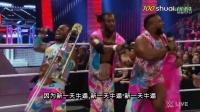 WWE2016年9月08日RAW布洛克莱斯纳ufc被ko