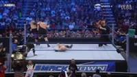 wwe  Jeff Hardy与MVP vs.大秀与大网站。乌玛嘎与Kenned先生da0