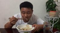 饭桶吃货爱美食2016 中国吃播大胃王对战韩国吃播DIY自制香菇肉丝面鸭肉面烤鸭面青菜面