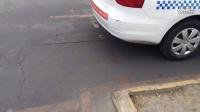 倒车入库技巧视频讲解 驾考教程侧方停车怎样压线老捷达坡道定点停车