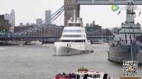 160907网罗天下 俄土豪嫩模娇妻坐拥20亿豪华游艇 畅游伦敦河畔   di
