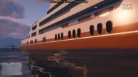 亚当熊 GTA5线上联机第26集 熊哥买私人豪华游艇&T20