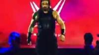 WWE罗曼雷恩斯近距离出场