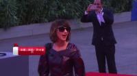 欧美:第73届威尼斯电影节闭幕红毯   赵薇压轴红毯 《离去的女人》获金狮殊荣