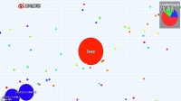 (肥皂解说)Agar.io 网页版球球大作战 和狄克海威一起玩团战