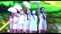 咏春舞蹈教学视频_性感长腿MM古典旗袍舞蹈表演_中国风扇子舞【万家贷年会节目】_高清