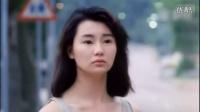 张曼玉跟刘德华演绎经典电影《旺角卡门》