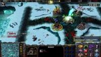 【于拉出品】魔兽RPG第384期:生化狂潮,流浪剑客大战神兽小本