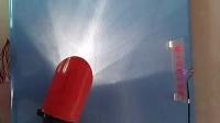 镜子反射光发电实验