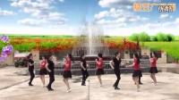 双人对跳广场舞  阿依广场舞《真的没骗你》 糖豆广场舞出品