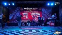Hans《w》 vs Maya-16进8-Waacking Summit 2016
