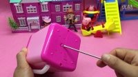 小猪佩奇家电系列之洗衣机玩具 07